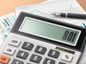 calculate ROI