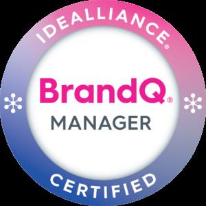 BrandQ Badge