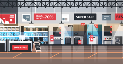 How Color Quality Affects In-Store Advertising