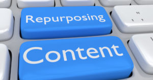 How to Repurpose Content Marketing for Print Marketing