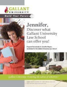 Gallant University PDF on Demand