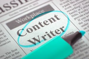 Who Should Write Your Website Content?
